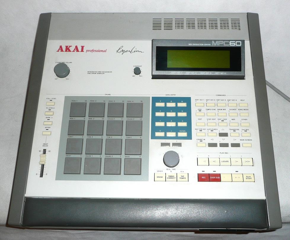 Native Instruments Maschine vs MPC, SP1200, TR-808, HR16