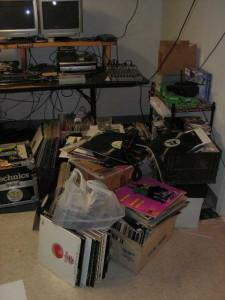 Vinyl Hoarders