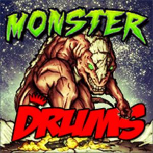 monster drums