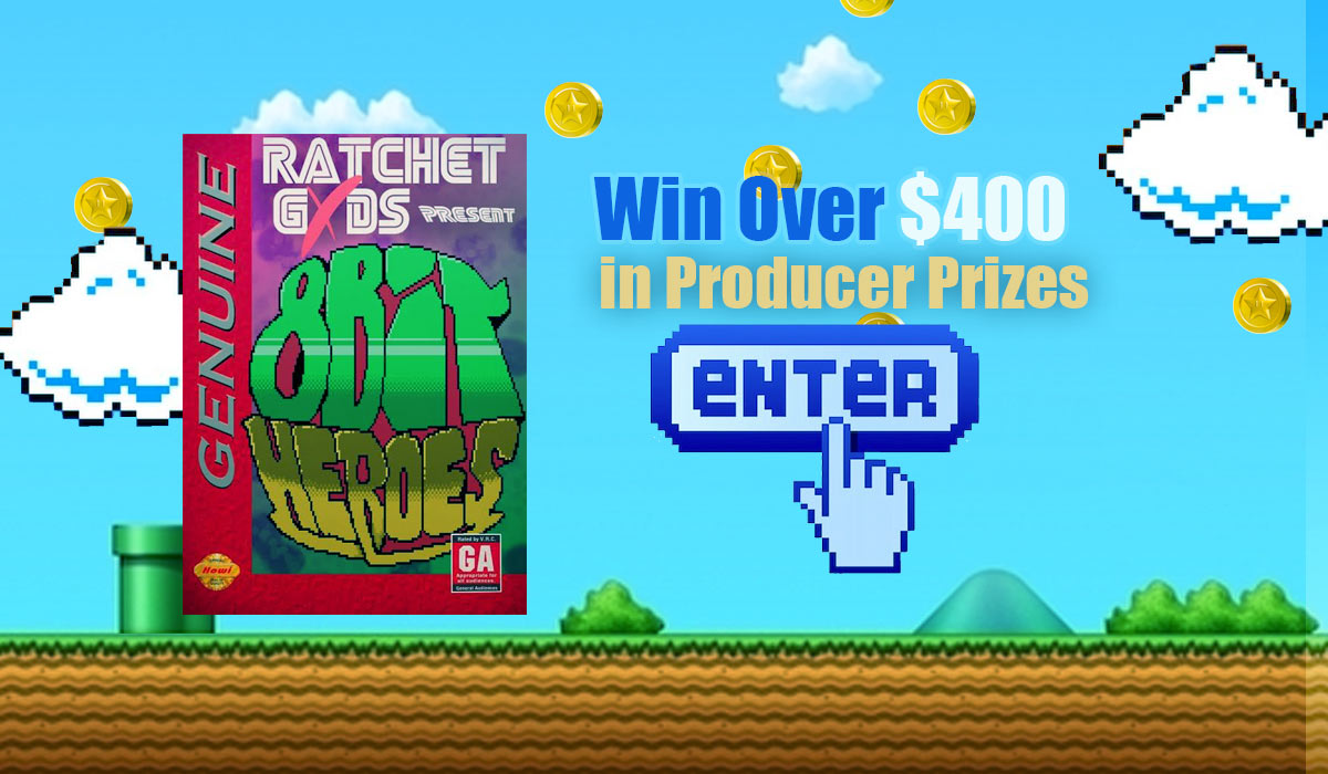 8Bit Heroes Producer Contest