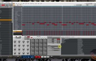 Akai MPC Renaissance Basics: Loading Sound and Sequencing Drums