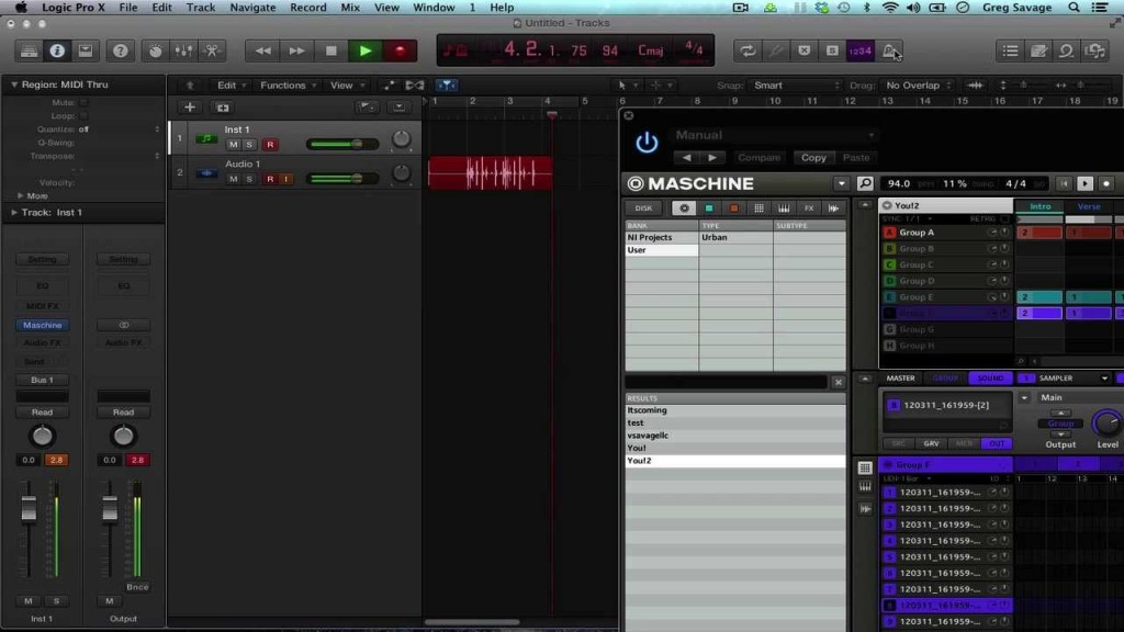 how to use omnisphere 2 ableton no sound