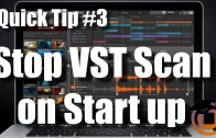 How to Skip VST Scan with Start Up in Maschine 2.0