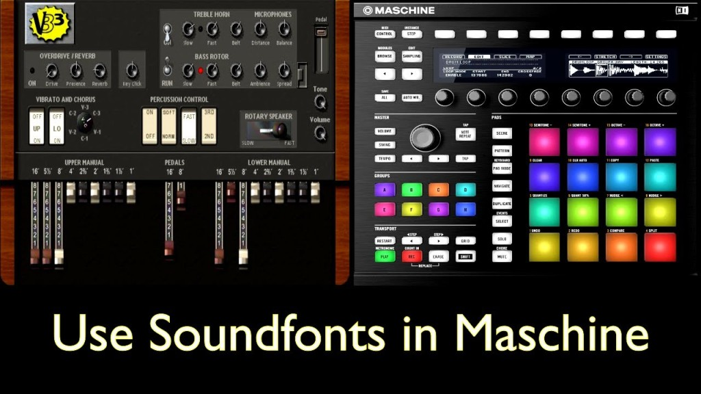 How to use FL Studio Soundfonts in Maschine | Maschine Masters
