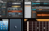 How to Use Ipad x GuitarRig in Native Instruments Maschine