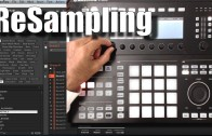 Maschine 2.0 How to Resample layered sounds in Maschine Studio
