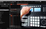 Recording Filter Sweep Automation with Maschine 2.0 Studio