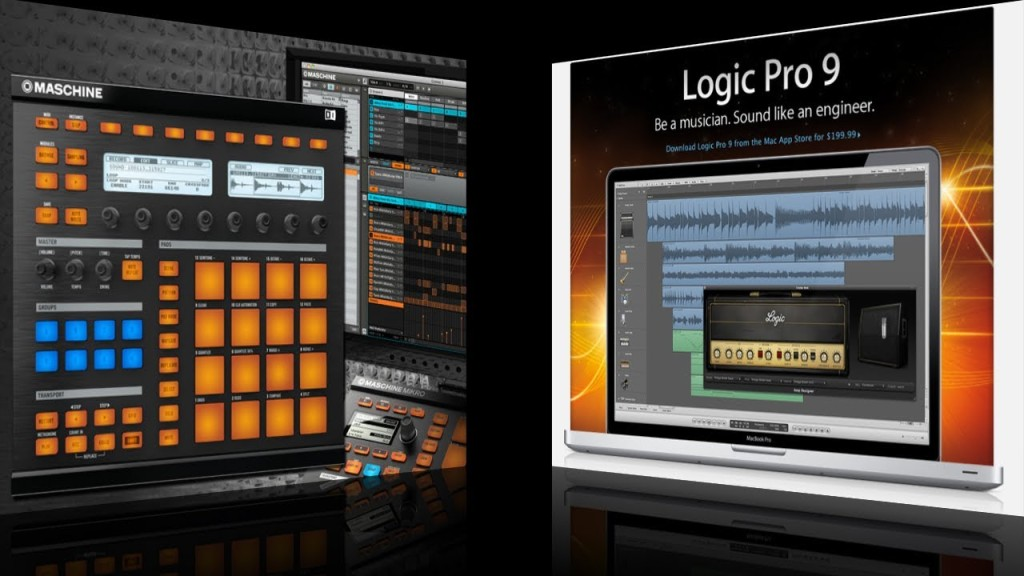 Sampling Mp3 with Maschine VST in Logic Pro | Maschine Masters
