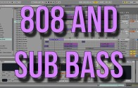Trap 808s and Sub Bass in Ableton