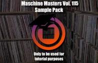 Maschine Masters Sample Pack Saturday 115