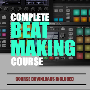 complete beat making course maschine masters