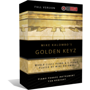 Mike Box_Gold