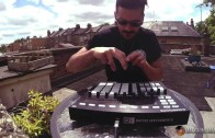 Making the Beat Ep. 25 on London Roof Top w Maschine