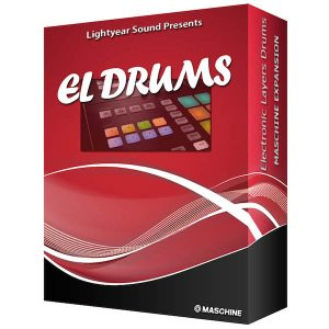 EL Drums Box