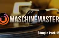 Maschine Masters Sample Pack Saturday 151