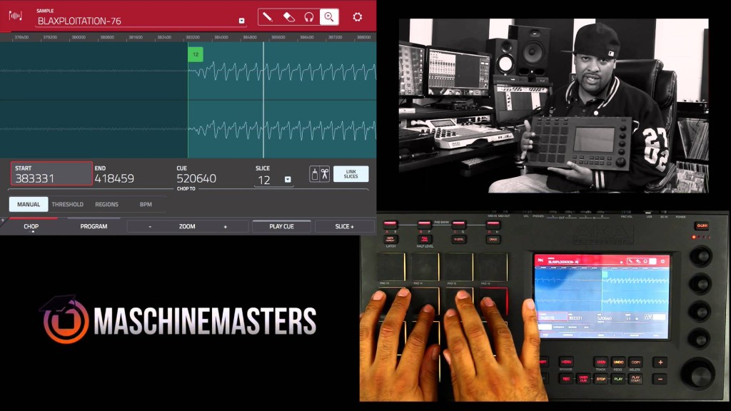MPC Touch Beat Making w/ Boonie Tunes Collection