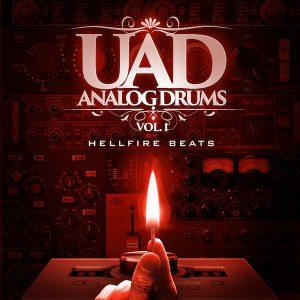 UAD Analog Drums Vol 1