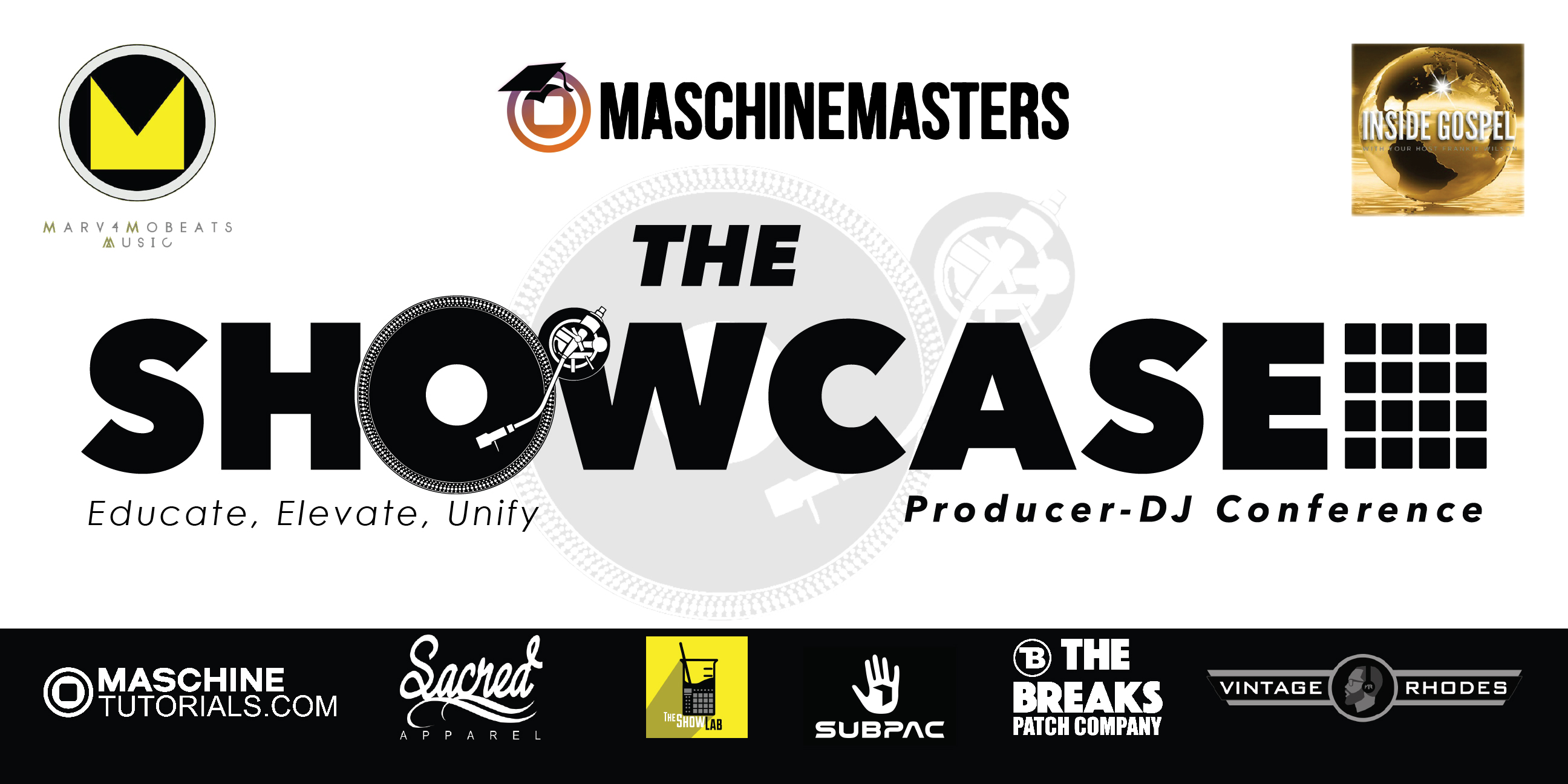 The Showcase Producer Conference