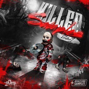 KILLER SAMPLES VOL.1 (CoverArt)
