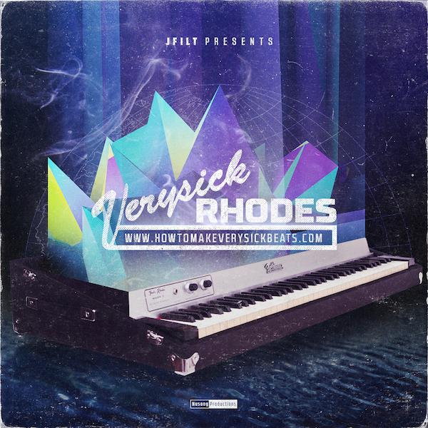 Very Sick Rhodes Sample Pack   Maschine Masters