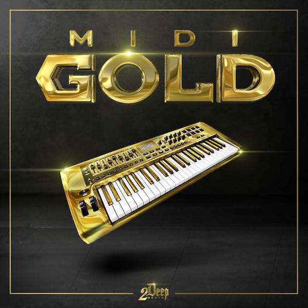 Midi Gold Sample Pack (Midi + Wav) | Maschine Masters