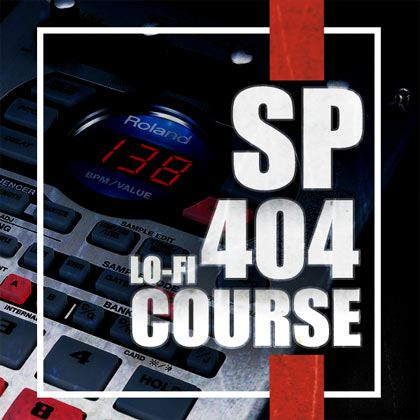 SP404 Sampling Course Maschine Masters