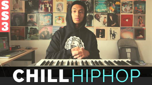 Soul Sunday 3 – Chill Hip Hop Beat Making – Finyl Draft