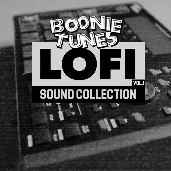 Boonie Tunes Presents Lofi Sound Collection Vol 1 Maschine Masters