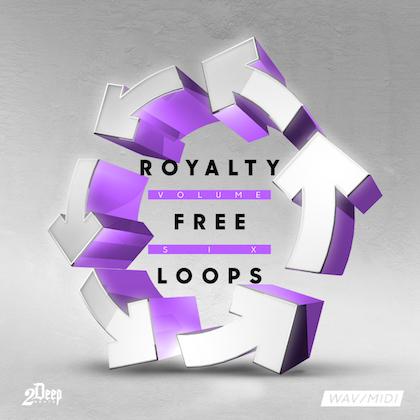 Royalty Free Loops Volume 6