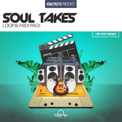 Soul Takes: Loop & Midi Pack