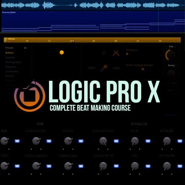 Logic Pro X Complete Course