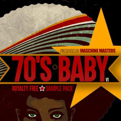 70's Baby Sample Pack