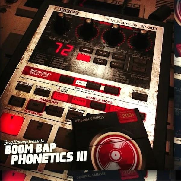Boombap Phonetics III